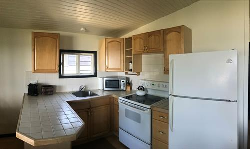 2 Bedroom Kitchen & Dining