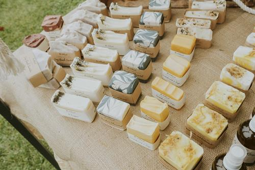 Small batch, mindfully made soaps.
