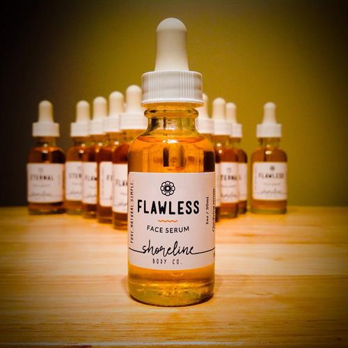 Flawless Face Serum