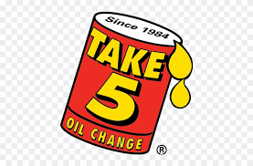 Ribbon-Cutting Ceremony for Take 5 Oil Change