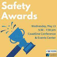 POSTPONED-2020 Safety Awards