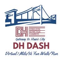 D-H DASH Virtual 1 Mile/5k Fun Walk/Run