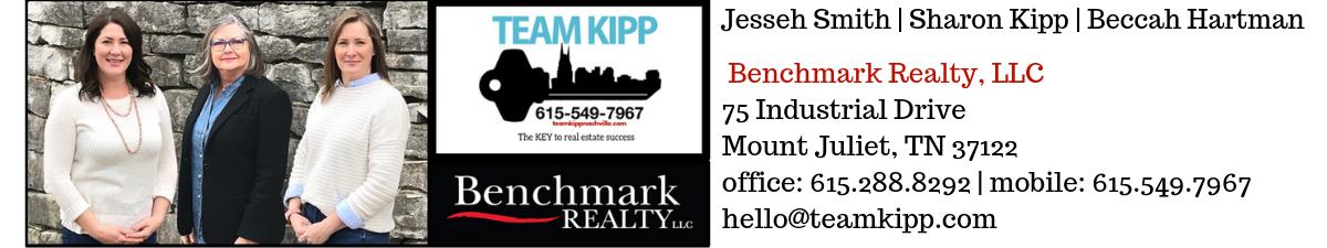 Team Kipp of Benchmark Realty, LLC
