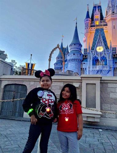 """""""I wish to go to"""".....Walt Disney World!"""