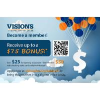 Visions Federal Credit Union - Endwell