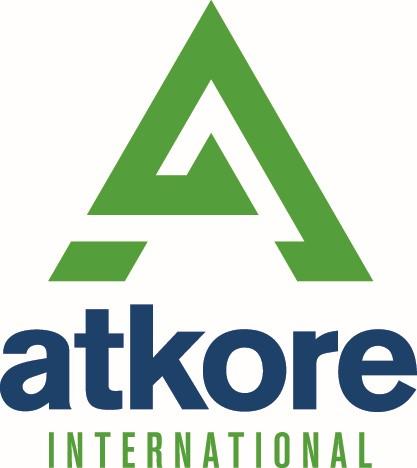 Atkore logo vertical