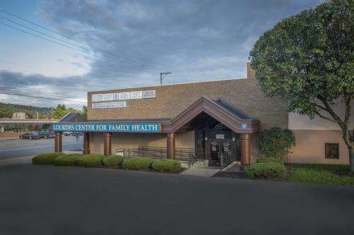 Center for Family Health - 303 Main st., Binghamton