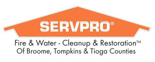 SERVPRO of Broome, Tompkins & Tioga Counties.