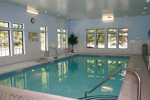 year round indoor pool
