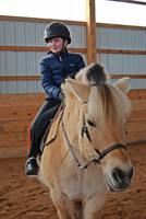 Student & Horse (Bella-MM-zip13787)