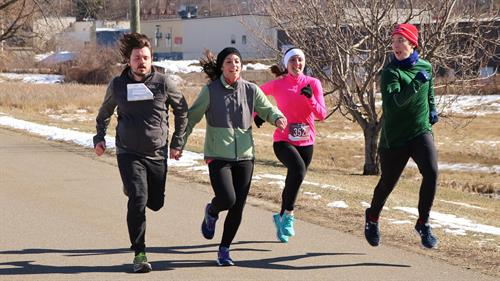 Run with Your Hun 5k 2020