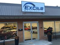 Excite Motorsports Next Door Specializes In Sports Cars, Classics, Powersports, Merchandise