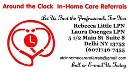 Around The Clock In-Home Care Referrals