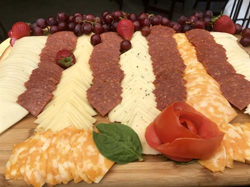 Italian Meat & Cheese Board