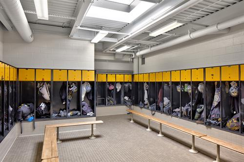 Honeoye Falls-Lima Locker Room