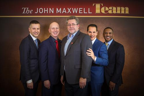 The Maxwell Team.  Great group of trainers and speakers.