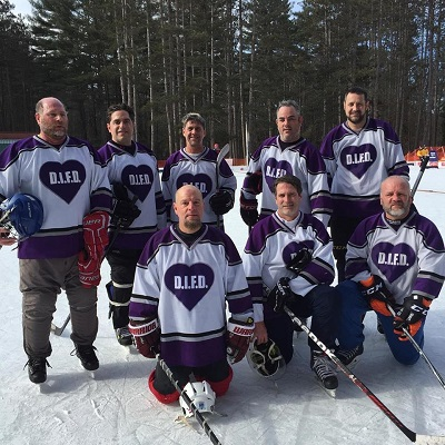 2018 Adult Weekend team picture representing DIFD