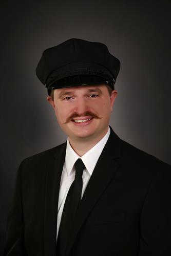 Chauffeur Brian Keefe