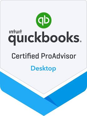 I am a certified quickbooks pro-advisor