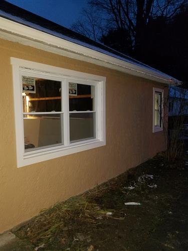 New Window Install