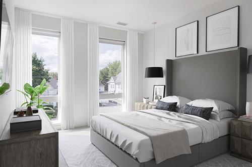 1D Bedroom