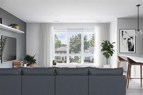 1D Living Room
