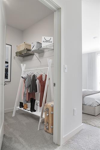 2A - Master Walk in Closet