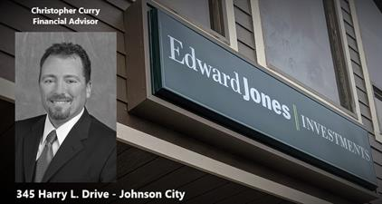 Edward Jones - Christopher Curry - Financial Advisor