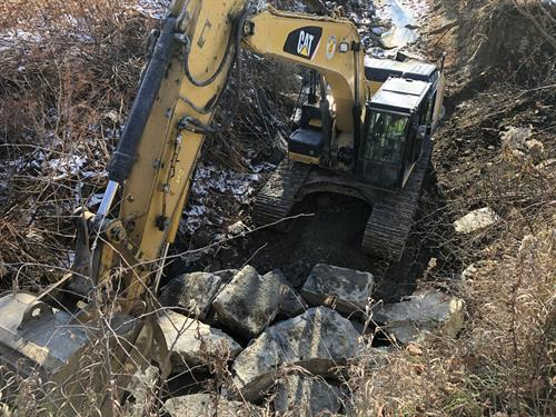 2019 Town of Kirkwood Creek Repair
