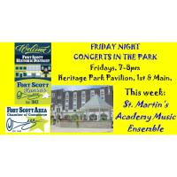 Friday Night Concert in the Park