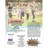 Fit-N-Fun Summer Program at Mercy HFL Ages 6 -10