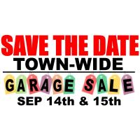 Town-wide Garage Sale in Fort Scott - Friday & Saturday!
