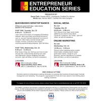 Entrepreneur Education Series hosted by PSU