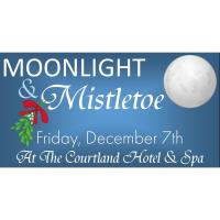 Moonlight & Mistletoe Holiday Homes Tour ~ Courtland Hotel
