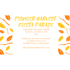 Pioneer Harvest Fiesta Parade