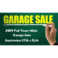 Fall Town-wide Garage Sale