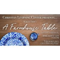 "Premiere of ""A Farmhouse Table"" by Fort Scott's Kailey Trim"
