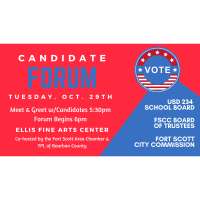 General Election Candidate Forum