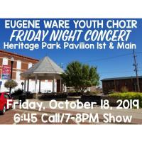 Friday Night Concert in the Park - Eugene Ware Youth Choir