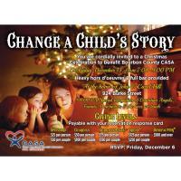 Christmas Celebration to Benefit  Bourbon County CASA