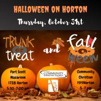 Halloween on Horton