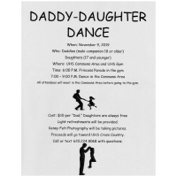 Uniontown Daddy-Daughter Dance