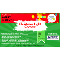 Christmas Light Contest in Fort Scott!