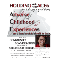 Adverse Childhood Experience - public meeting around this topic