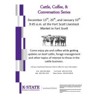 SOUTHWIND DISTRICT OFFICE HOSTING: CATTLE, COFFEE & CONVERSATION SERIES