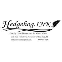 Hedegehog. INK SideWalk Book Sale