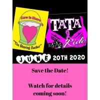 Canceled:  6th Annual TaTa Benefit Ride - Save the date!