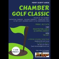 Chamber Golf Classic - Woodland Hills Golf Course