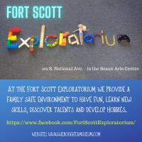 Chamber Coffee hosted by Fort Scott Exploratorium