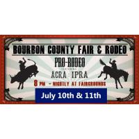 2020 Bourbon County Fair  & Rodeo